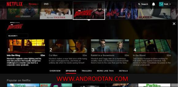 Netflix Mod Apk Premium Free