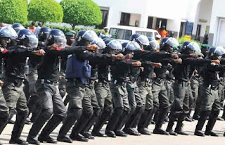 Nigeria Police Unveiles to Recruit 10,000 Police Constables