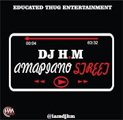 DJ HM - AMAPIANO STREET MIX