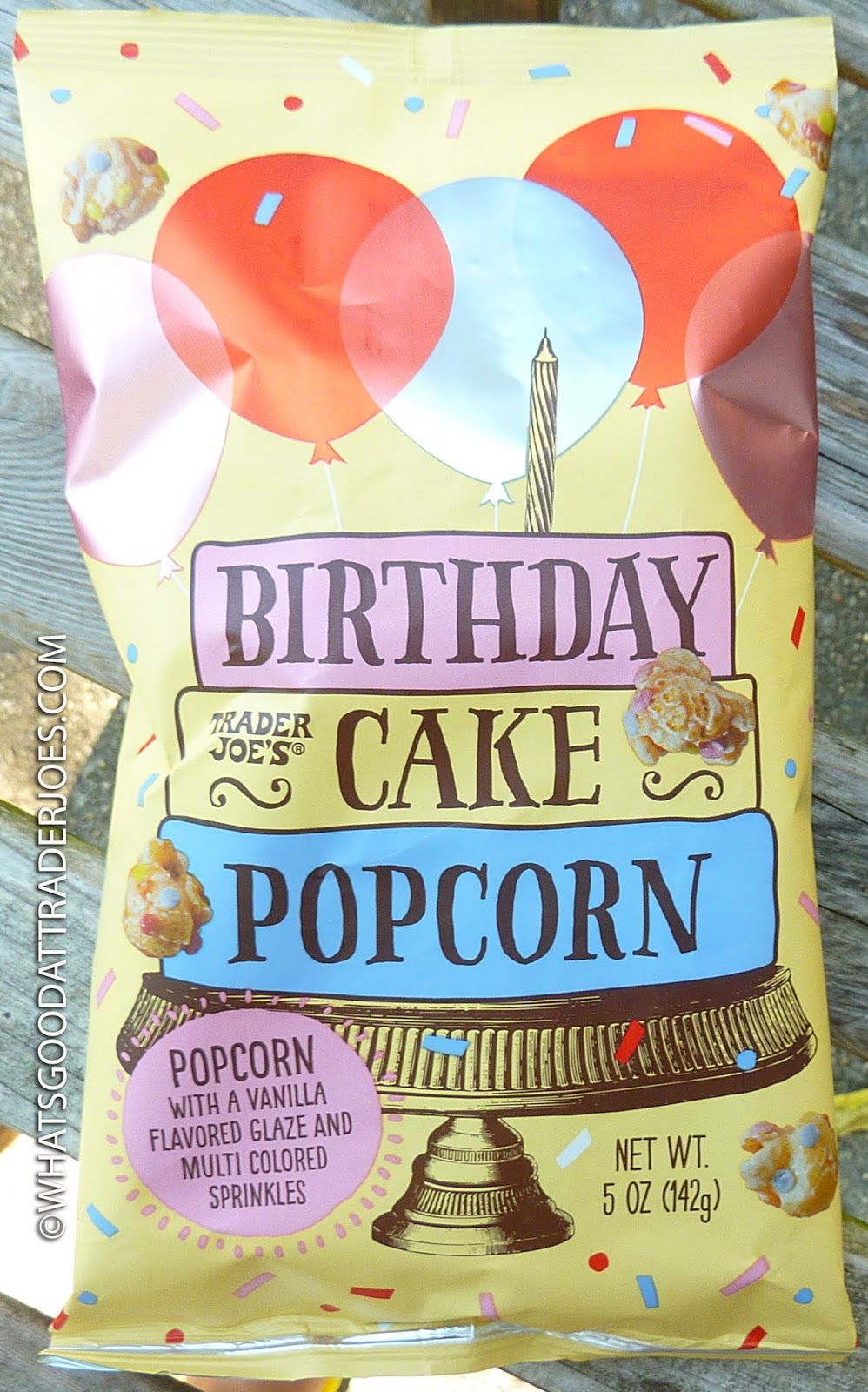 Marvelous Whats Good At Trader Joes Trader Joes Birthday Cake Popcorn Funny Birthday Cards Online Fluifree Goldxyz