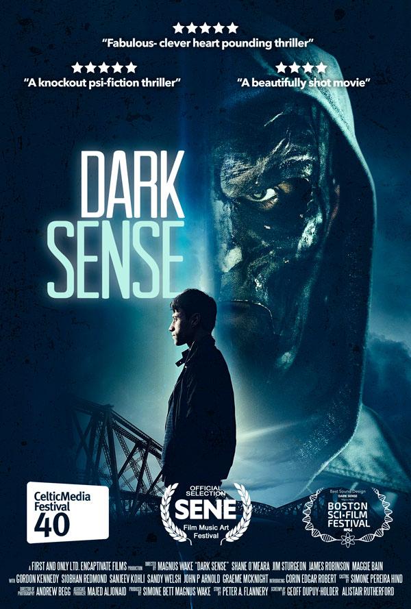 Full Movie Dark Sense 2019