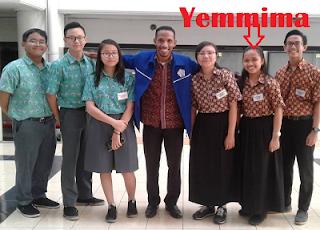 Indonesia Bukan Hanya Jawa oleh Yemima Siswi Kelas X SMTK Bethel Jakarta