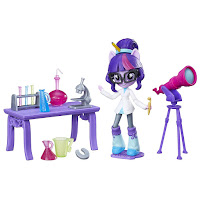 MLP Twilight Sparkle Equestria Girls Minis Science Star Class Set