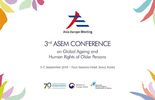 3rd ASEM Conference on Global Ageing held in Seoul