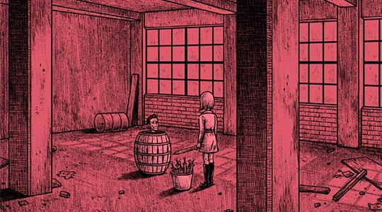 Hắc Ám Truyện #93: Xuyên táo