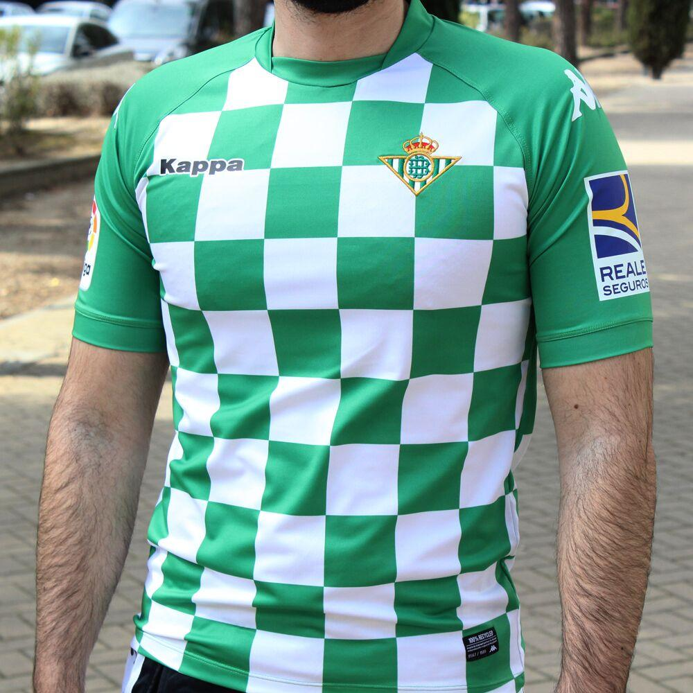 official photos dd2cf a5dd7 Made From Recycled Plastic | Limited-Edition Kappa Betis ...