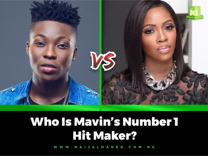 who-is-mavin---s-hit-maker Let's Talk:- Between Reekado Banks & Tiwa Savage – Who Is Mavin Number 1 Hit Maker?
