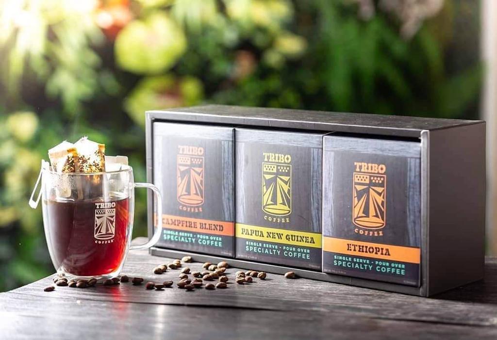 """""""ترايبو"""" قهوة سهلة التحضير بمذاق خاص"""