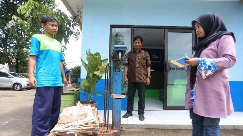 Program Pengolahan Sampah Bantu Perekonomian Masyarakat