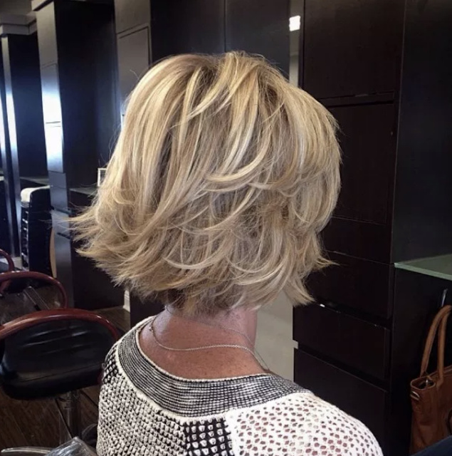 short hairstyles for women over 60 with fine hair