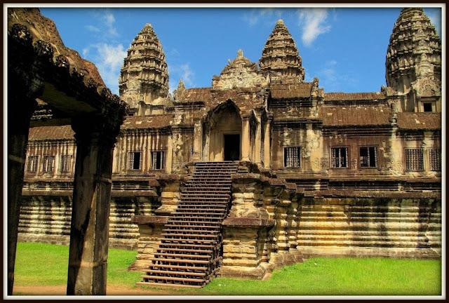 Tổng hợp kinh nghiệm du lịch Angkor Wat tại Campuchia giá rẻ nhất