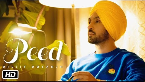 PEED Song Lyrics- Diljit Dosanjh | G.O.A.T. Album Song