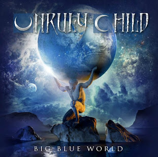 "Το τραγούδι των Unruly Child ""The Hard Way"" από το album ""Big Blue World"""