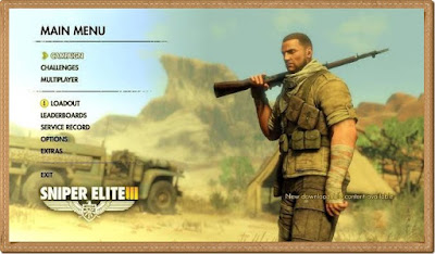 Sniper Elite 3 Free Download PC Games
