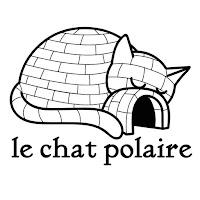 Logo des éditions Le chat polaire