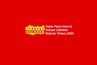 5 Daftar Paket Internet Indosat Murah 2020 Unlimited Bulanan