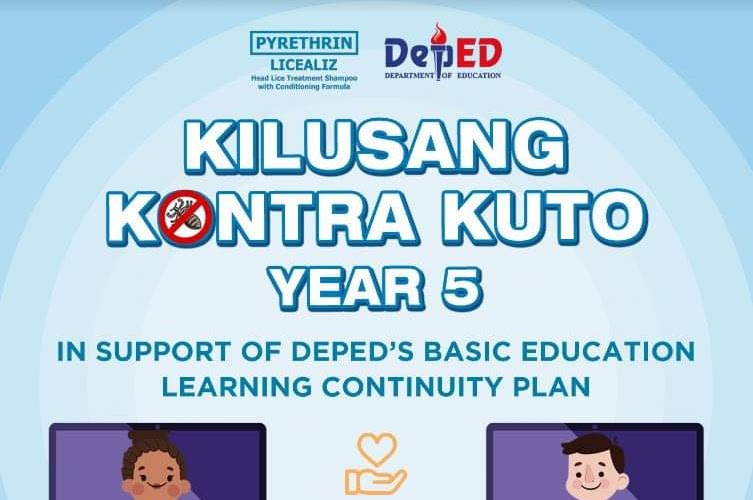 Lamoiyan Corporation Donates 1 Million Worth of Hygiene Products for DepEd's Basic Education Learning Continuity Plan to VisMin