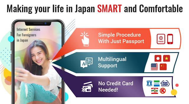 Cara Membeli Sim Card Nomor HP Murah di Jepang