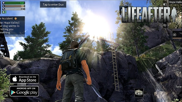 LifeAfter Apk Obb Game Open World Survival Terbaru Besutan NetEase