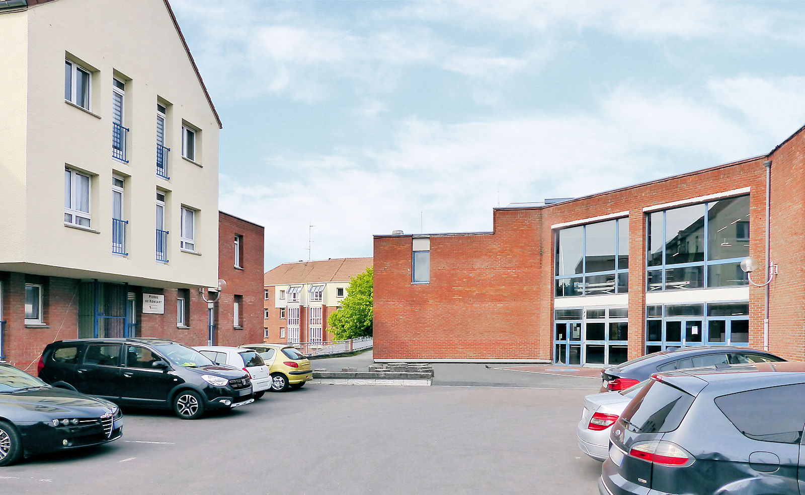 Résidence Ronsard, Tourcoing Centre
