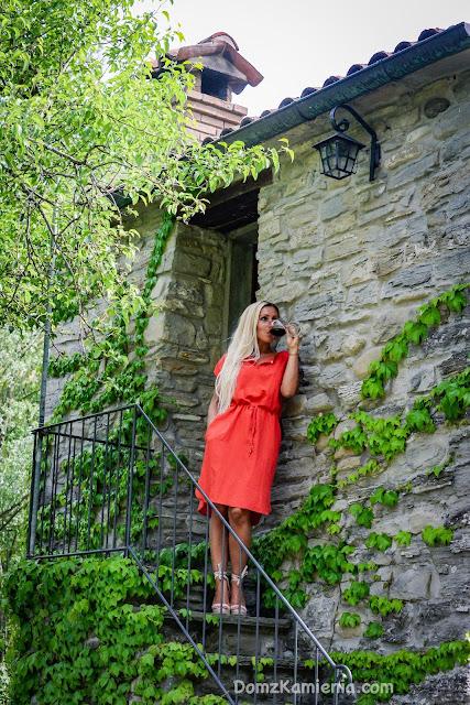 Sukienki www.madame.com.pl blog Dom z Kamienia