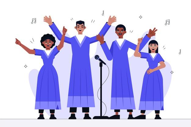 Pengertian Kanon dalam Bernyanyi Banyak Suara Seni Budaya Kelas VII