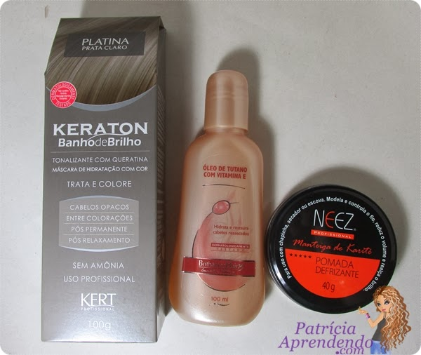 Keraton Kert, Bothânico Hair e Neez