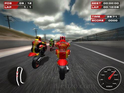 Superbike Racers PC Game