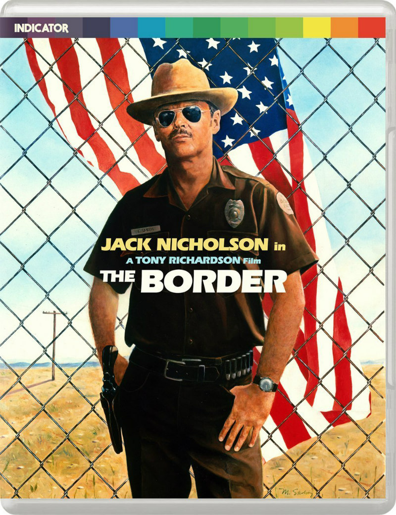the border 1982 film powerhouse indicator blu-ray