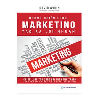 Những Chiến Lược Marketing Tạo Ra Lợi Nhuận ebook PDF-EPUB-AWZ3-PRC-MOBI