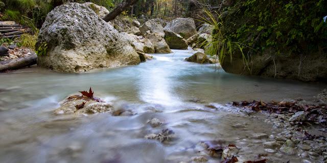 ποτάμι area synest