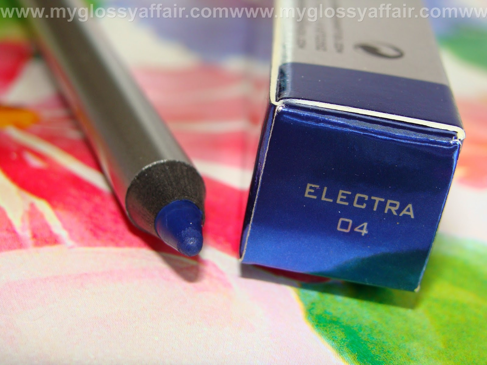 Colorbar I-Glide Eye Pencil in Electra