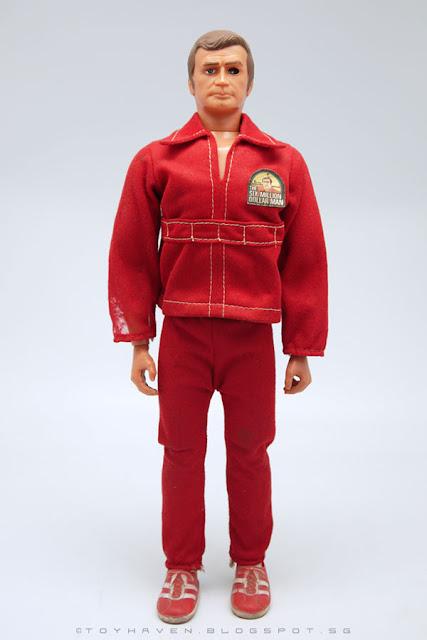 "osw.zone Connoisseur 1/6 scale The six million dollar man Lee Majors as Steve Austin 13 ""great action figure"