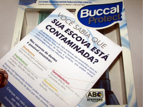 Buccal Protect Higienizador de Escovas Blog Vamos Papear