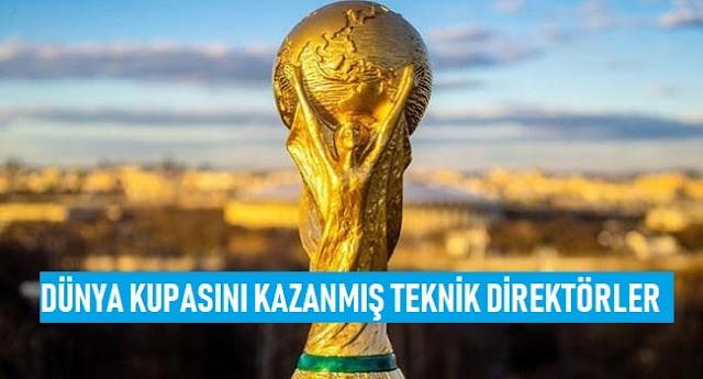 Dünya Kupası'nı Kazanan Teknik Direktörler - Kurgu Gücü