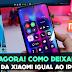DEIXE SEU XIAOMI IGUAL AO IPHONE X Tema Premium iOS para MIUI 10 XIAOMI