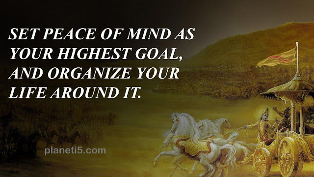 Great Success Secrets In Bhagavad Gita, The Secret of Success