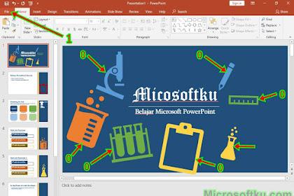 Cara Membuat PowerPoint (Pemula)