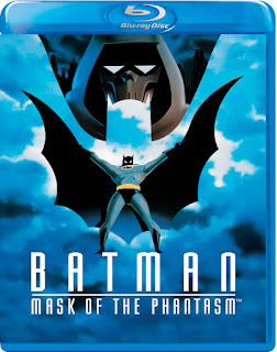 Batman: The Animated Movie – Mask of the Phantasm [1993] [BD25] [Latino]
