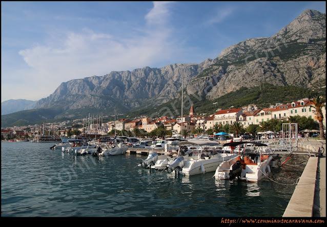 Croacia: Makarska