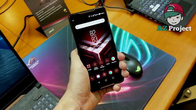 Rog Phone - Oprek Android