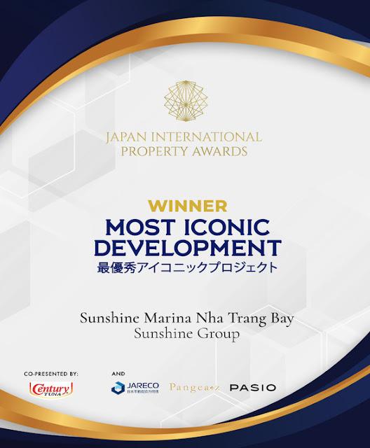 Vinh danh Sunshine Marina Nha Trang