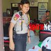 Kapolsek Bajeng Peduli Terhadap Korban Gempa Maluku Dan Pengunsi Wamena