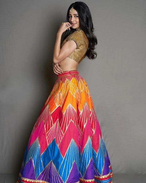 Ananya Pandey Appearance