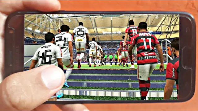 PES 2019 Android Offiline With Commentary Update Graphics HD