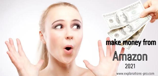 make money from Amazon