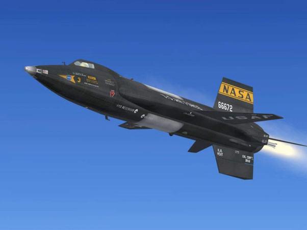 Có lẽ là chiếc X-15