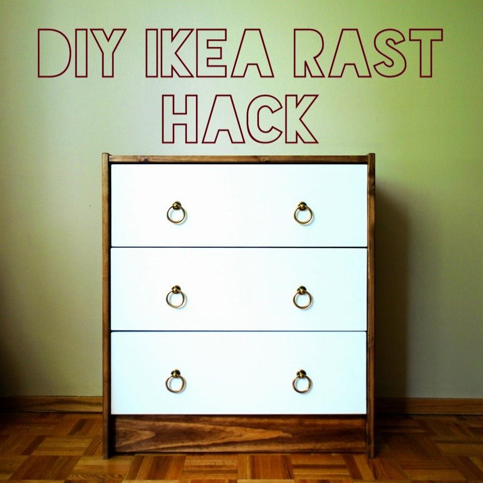 The Mavric: Ikea Rast Hack/DIY