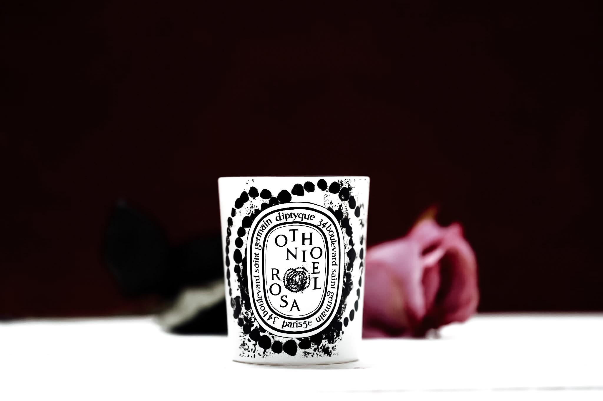 Sisley Rose Othoniel Bougie Parfumee