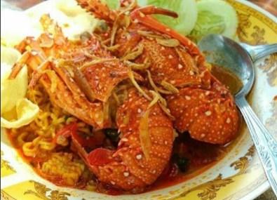 Lezatnya Mie Lobster Khas Aceh